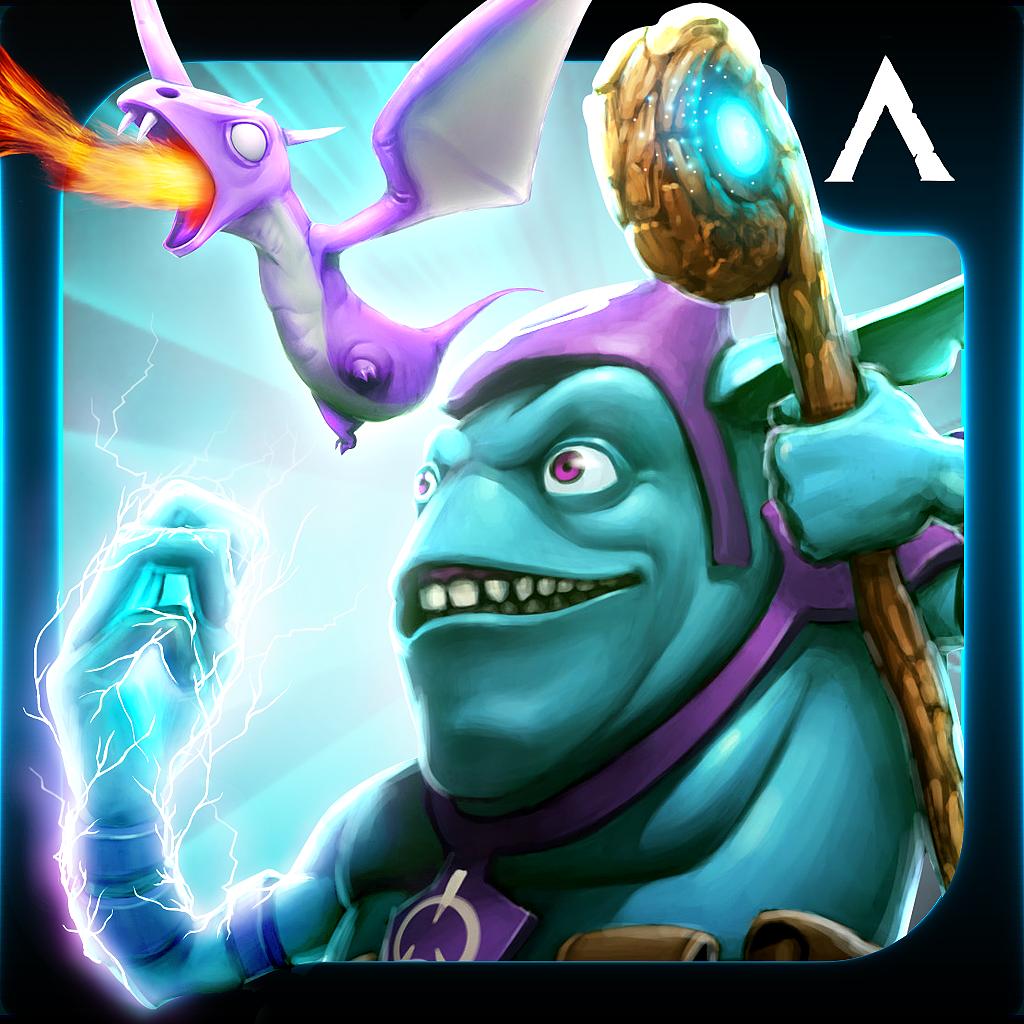 mzl.yltjcvso Arcane Legends, uno de los mejores juegos tipo MMORPG para iPad