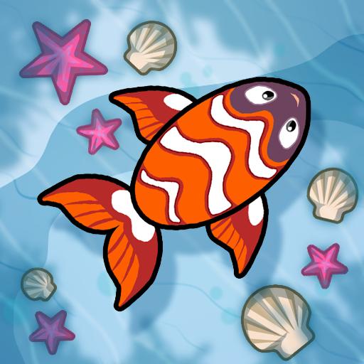 小鱼儿:tiny fish【感应躲避】